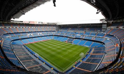 Tour por el estadio del Real Madrid