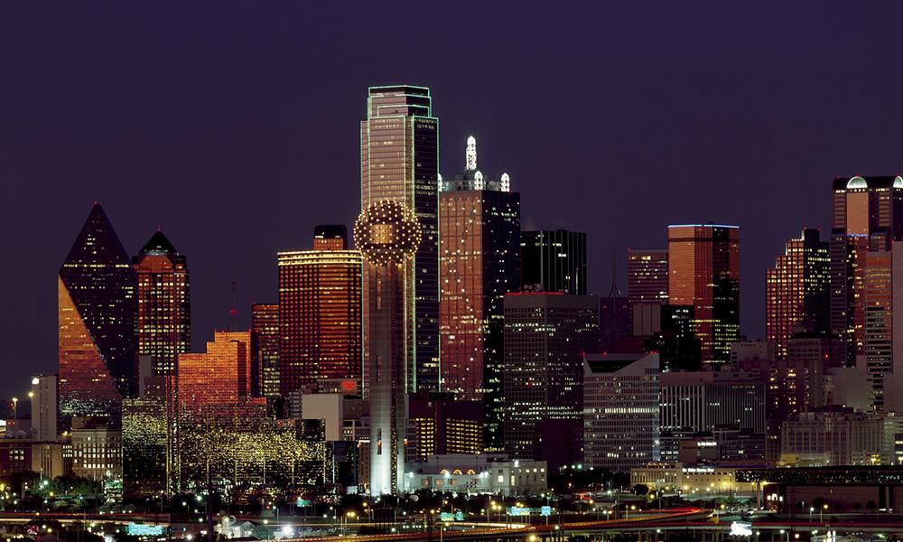 barrios de Dallas