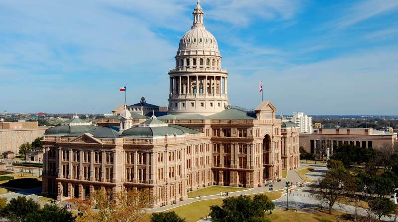 Capitolio Austin Texas