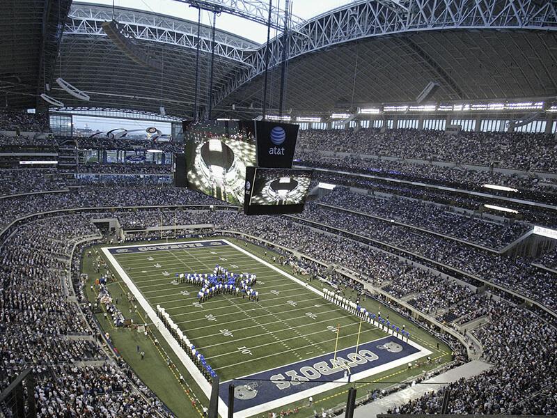 deportes en Dallas