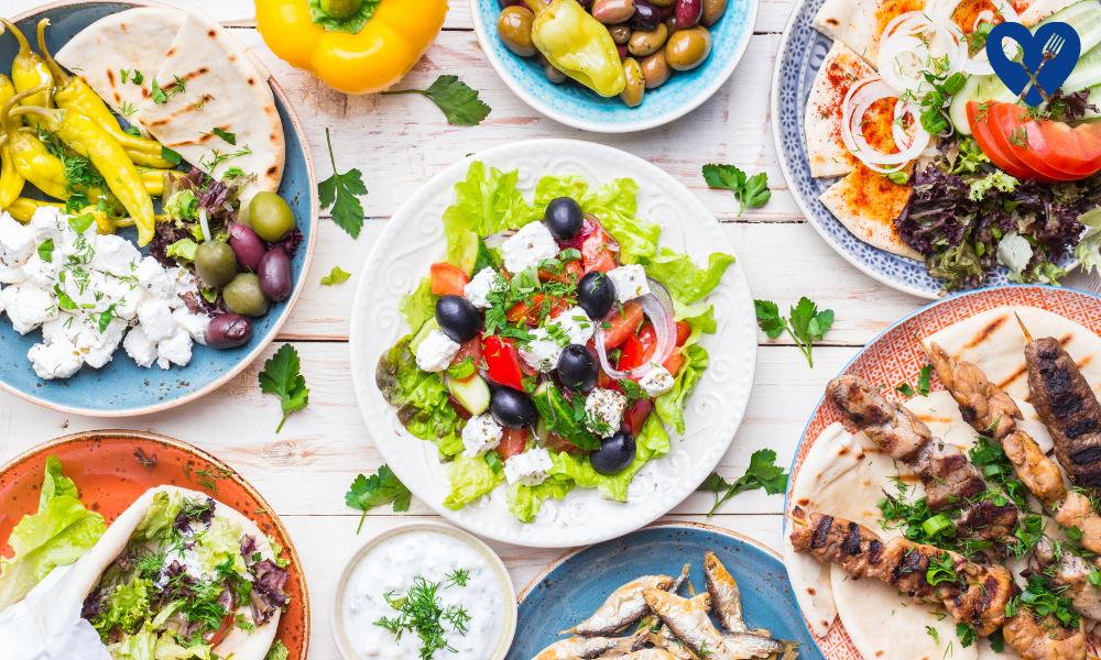 grecia que comer gastronomia