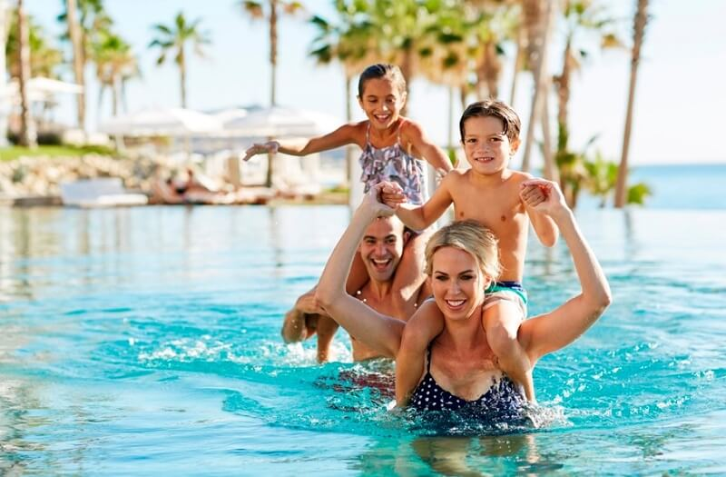 Hoteles para niños en Los Cabos
