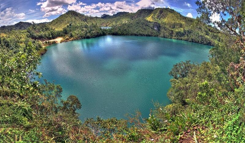 Los lagos más increíbles del mundo