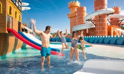 Los mejores hoteles para niños en Cancún