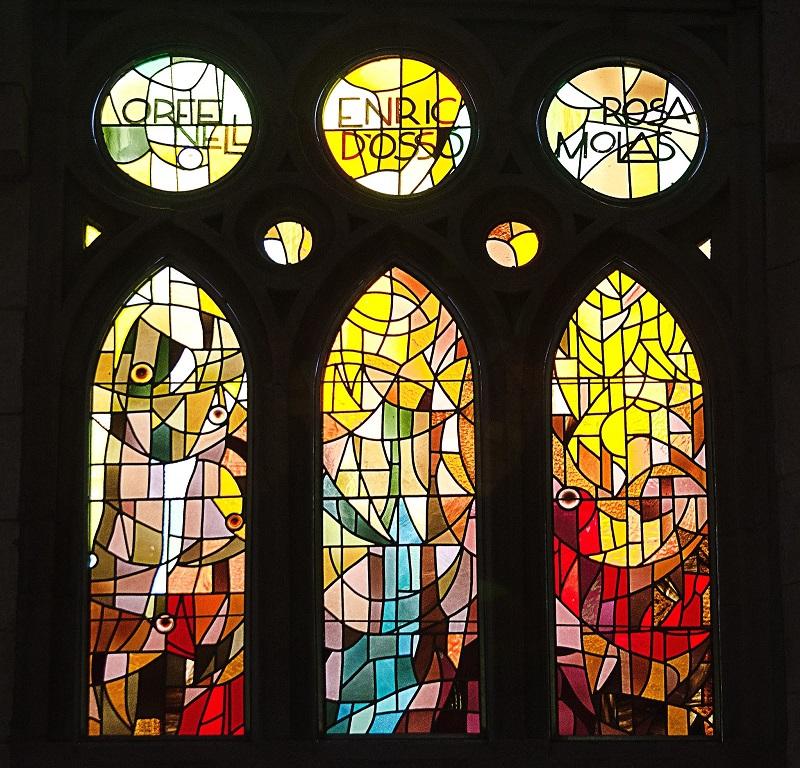 Los vitrales más espectaculares del mundo