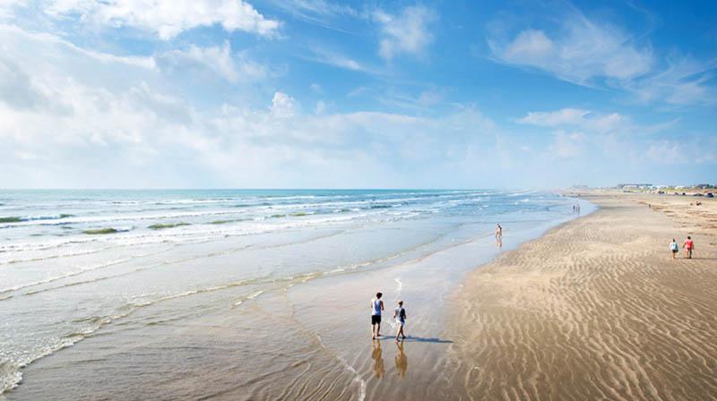 playas de Corpus Christi