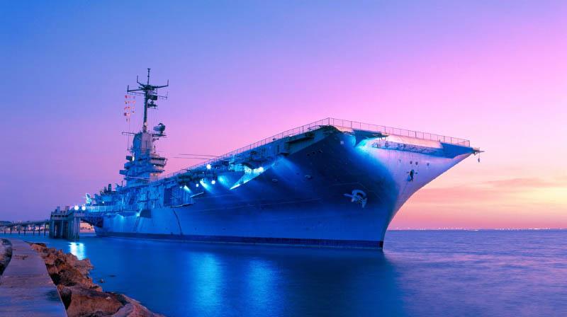 portaaviones Lexington