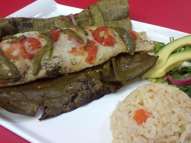que comer en Chiapas
