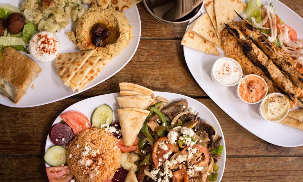 que comer en Grecia
