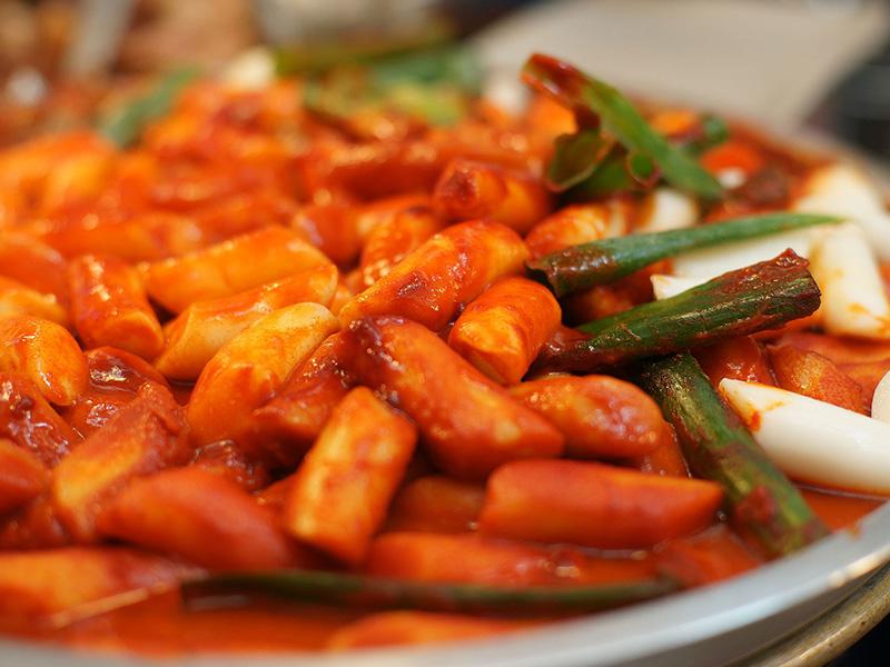 que comer en Seúl