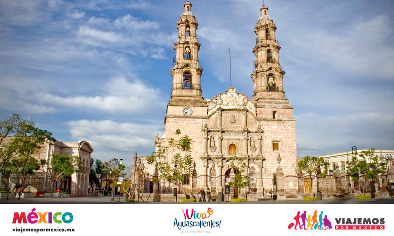 Los templos de Aguascalientes