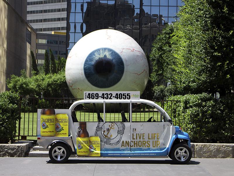 transporte público en Dallas