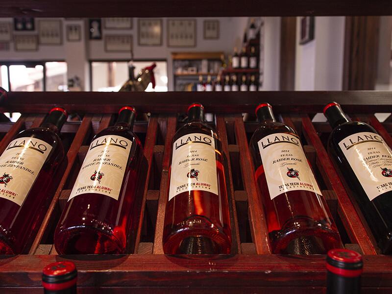 vino de Texas