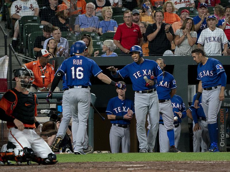 Béisbol en Texas