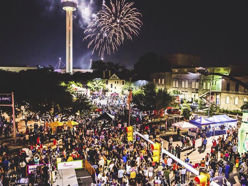 eventos en Texas