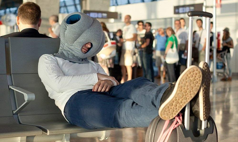 Las mejores almohadas para viajar