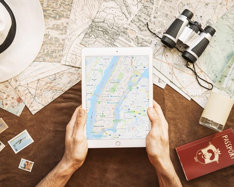 Las mejores apps de mapas offline