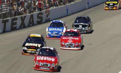 carreras de autos en Texas