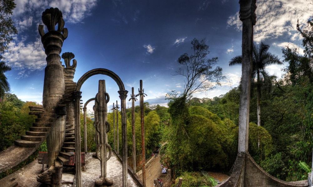 Las escaleras más impresionantes del mundo