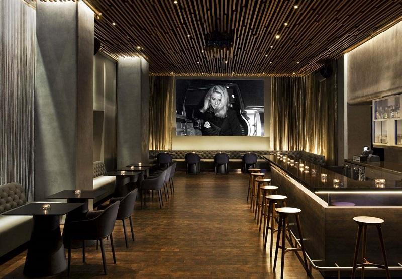 Hotel Row Nueva York