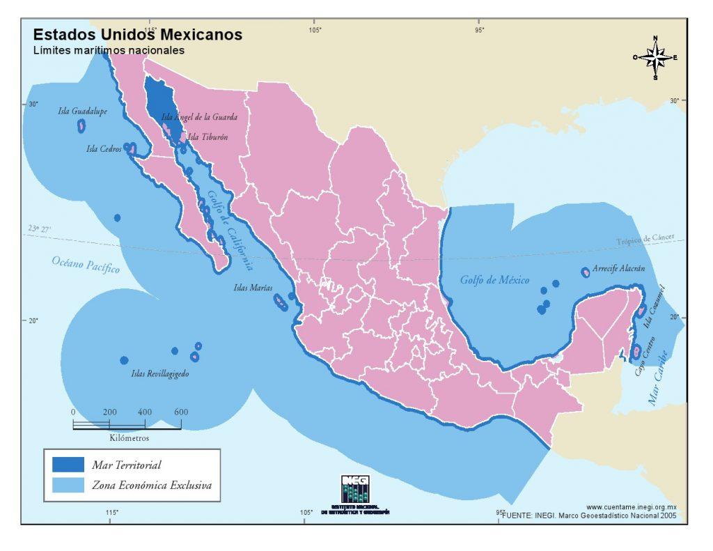 Litoral República Mexicana