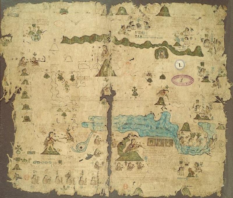 Primeros mapas