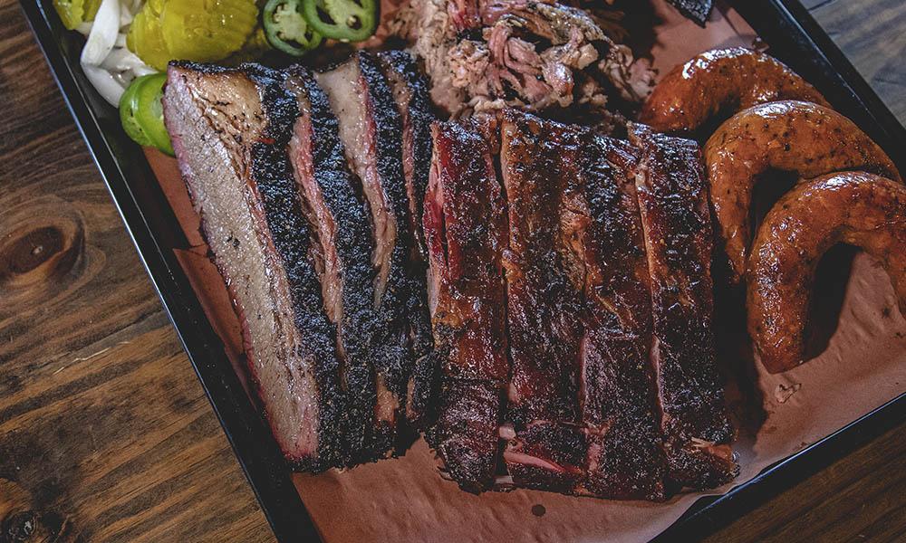 mejores platillos de Texas