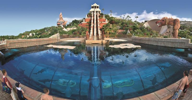 Los parques acuáticos más populares del mundo