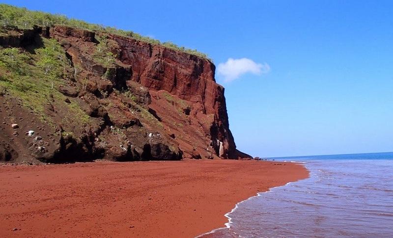 Las playas de colores más increíbles del mundo