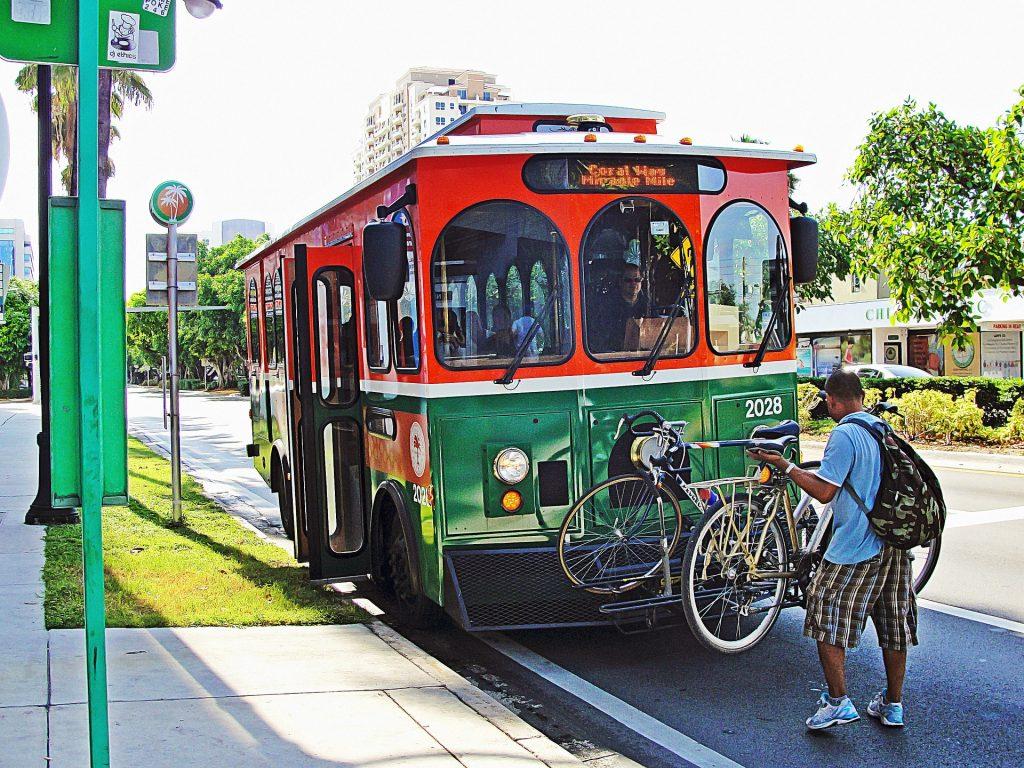 transporte en Miami