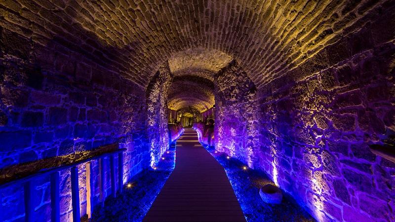 Los túneles más impresionantes del mundo
