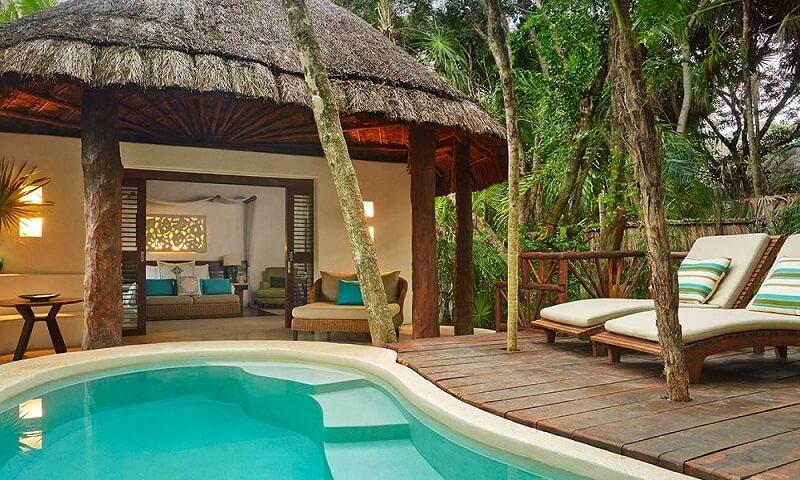Viceroy exclusividad en Riviera Maya