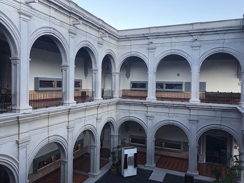 Centro Cultural Beckmann Gallardo 4