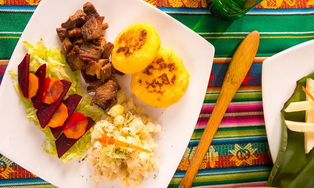 Gastornom#237;a: что является типичной едой Кито, Эквадор