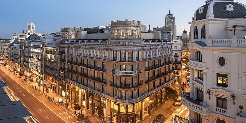 Iberostar Las Letras Gran V#237;a, уникальный опыт в самом сердце Мадрида - Отчет о путешествии