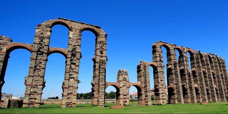 Los acueductos más impresionantes del mundo