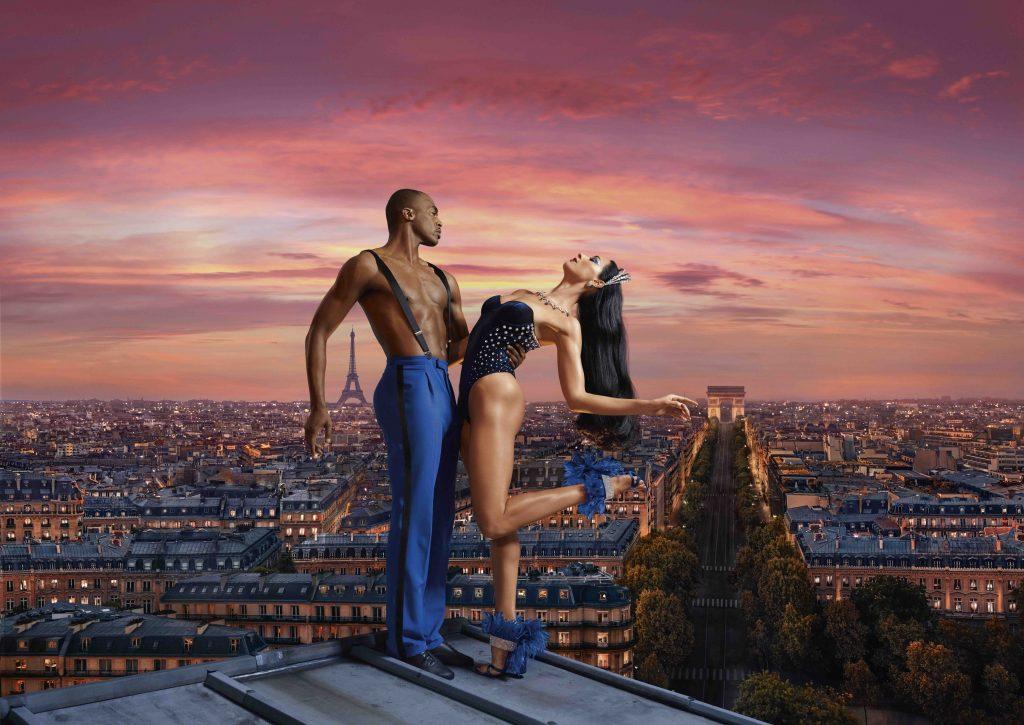 Cabaret Lido de París