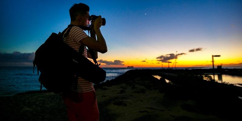 Consejos para tomar fotos de noche