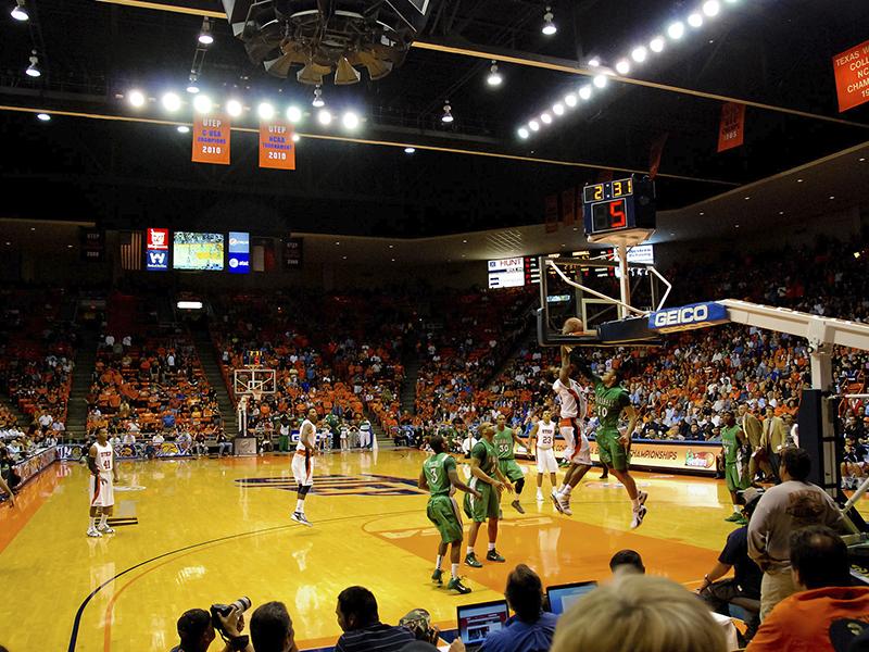 deportes en El Paso