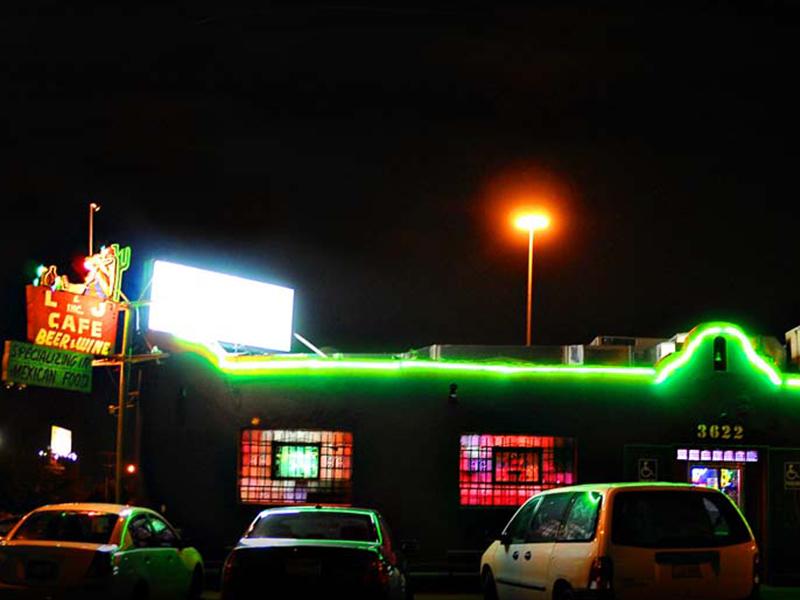 dónde comer en El Paso
