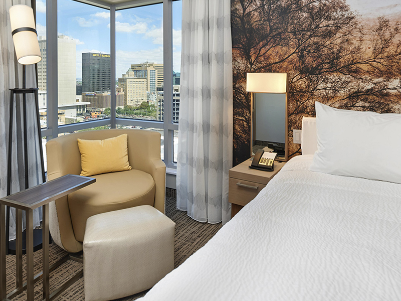 donde dormir en El Paso