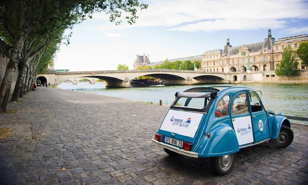 5 experiencias originales que tienes que hacer en París
