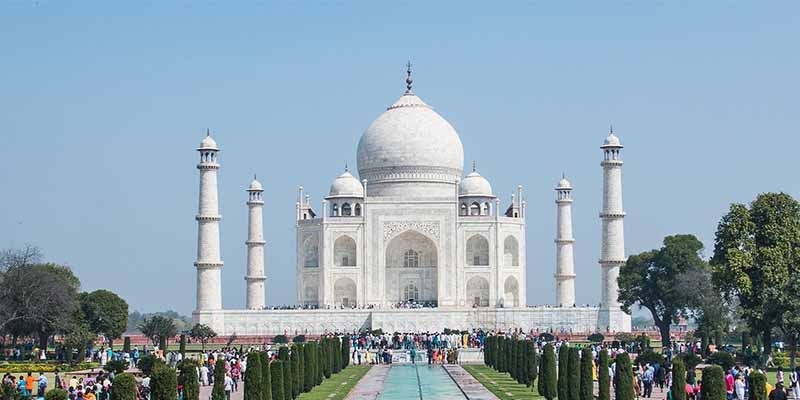 guía del Taj Mahal