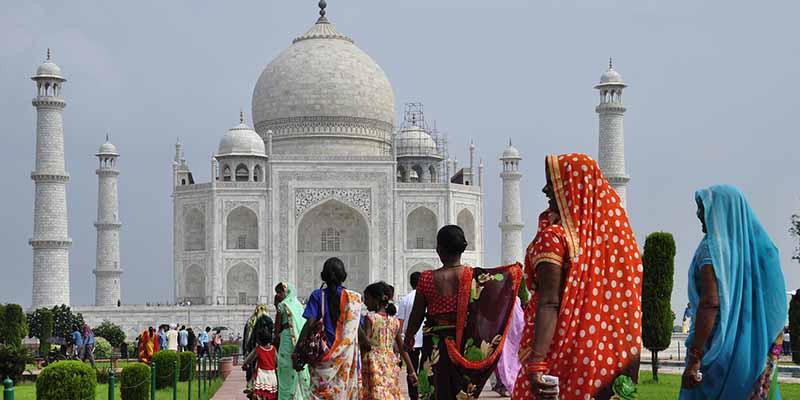 Guía completa del Taj Mahal