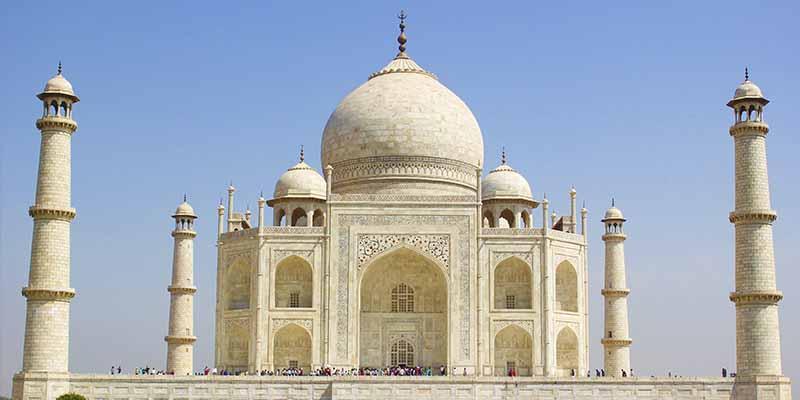 guía del Taj Mahal Taj Mahal Kakit Gautam