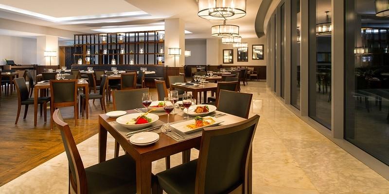 Hotel Grand Fiesta Americana: hospitalidad incluida