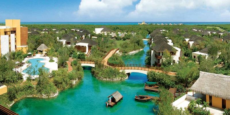 5 razones para descubrir el hotel Fairmont Mayakoba