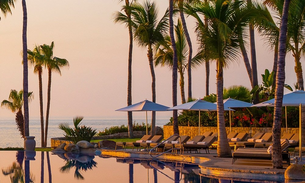 hotel one & only palmilla, exclusividad y lujo en los cabos - travel