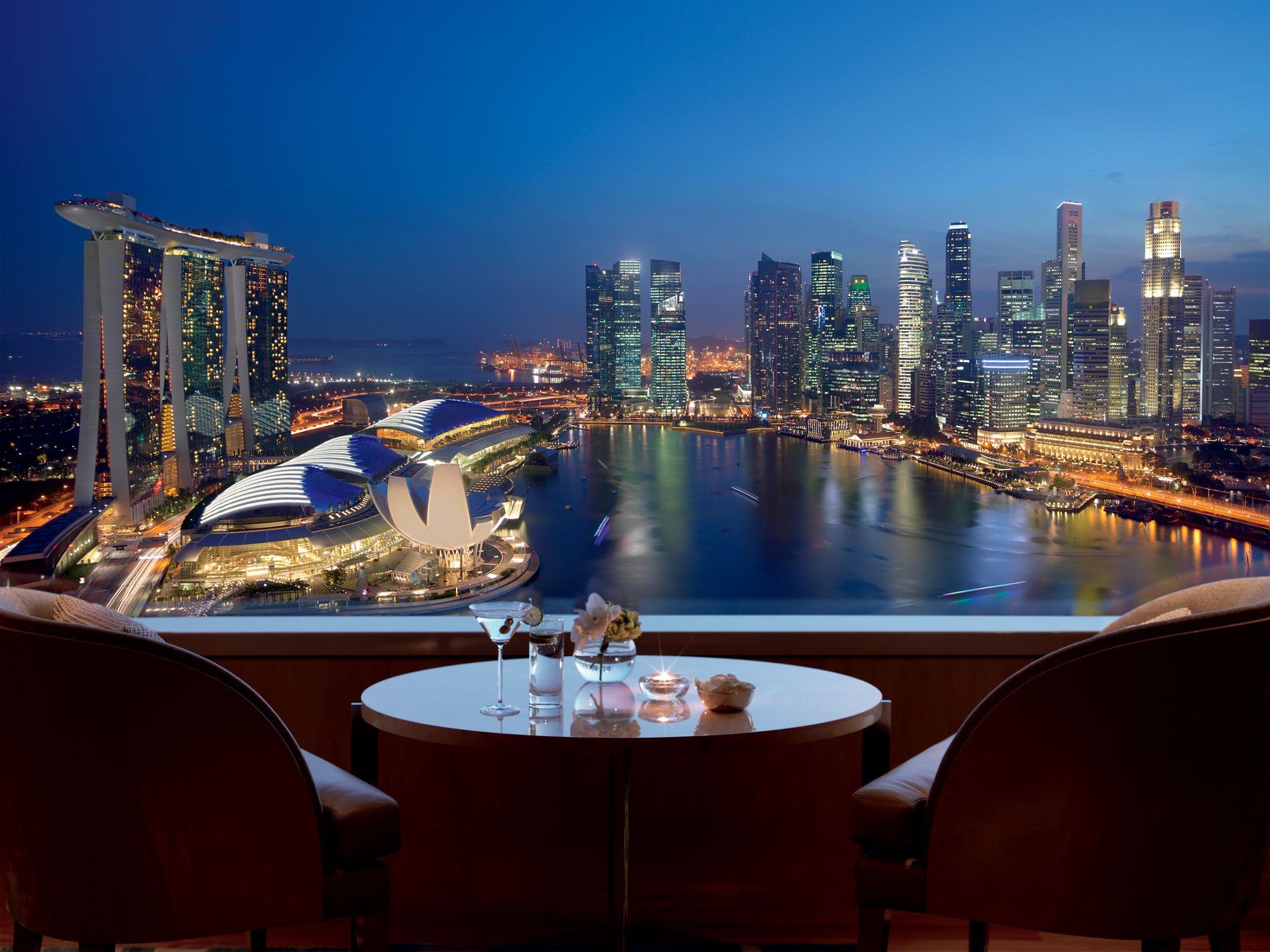 hoteles-con-vistas-panoramicas-ritz-carlton-singapore