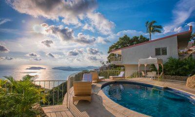 Mejores hoteles en Acapulco